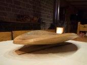 Corbeille objet bois artisanal décoration bourgogne futstyl