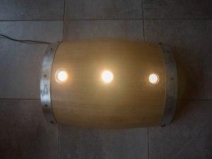 lampe luminaire bois artisanal bourgogne futstyl